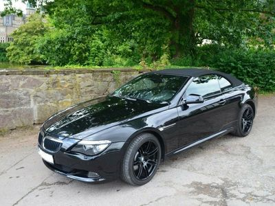 gebraucht BMW 630 Cabriolet i M-Paket,Head-Up,HIFI-Pro,Keyless