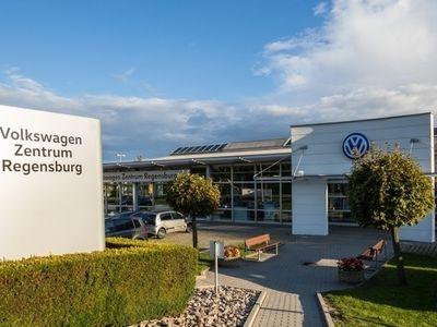 gebraucht VW T-Cross - Style 1.0 TSI DSG ACC Kamera Navi LED Automatik Sportsitze Bremsass Spurw.