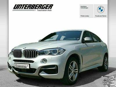 gebraucht BMW X6 M50d M Sportpaket Head-Up Standhzg. GSD RFK