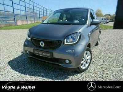 gebraucht Smart ForFour Passion 52kW Cool&Audio PTS Readyspace