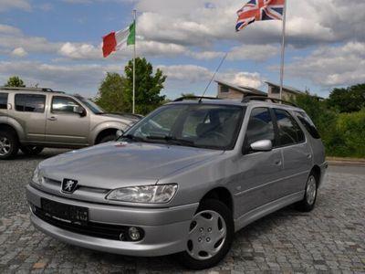 gebraucht Peugeot 306 Tendance 100/KLIMA/TÜV NEU