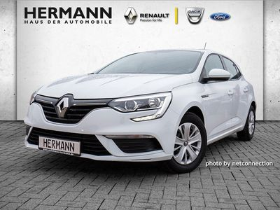 gebraucht Renault Mégane 5-Türer Life ENERGY TCe 100 ABS ESP SERV