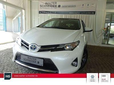 gebraucht Toyota Auris Hybrid 1.8 Editon Navigation Panoramadach