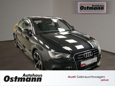 gebraucht Audi A3 Lim. 2.0 TDI quattro S line*LED*Euro6