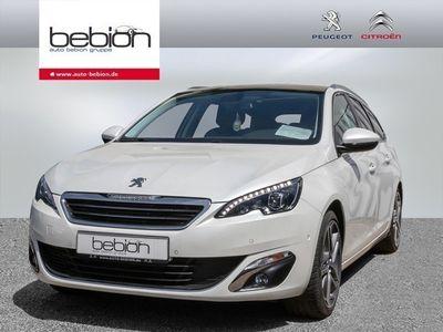 gebraucht Peugeot 308 SW BlueHDi 150 EAT6 S&S Allure Navi Denon
