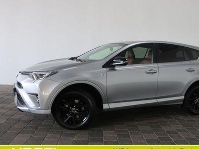 gebraucht Toyota RAV4 2.5 4x4 Hybrid Style Selection