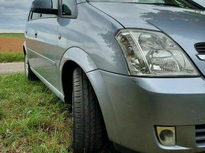 gebraucht Opel Meriva 1.8 16V Easytronic Cosmo