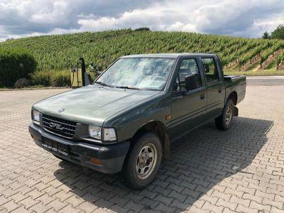 gebraucht Opel Campo 2,5 D 4 Türer
