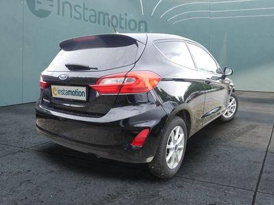 gebraucht Ford Fiesta Fiesta1.0 EcoBoost Titanium StartStopp Navi