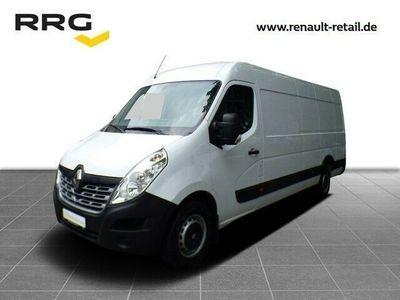gebraucht Renault Master Kasten dCi 145 L4H2 3,5t Klima Maxi + Hec