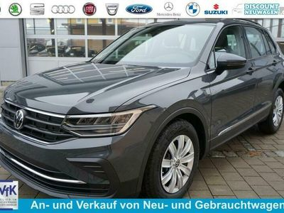 gebraucht VW Tiguan 1.5TSI OPF 110kW Neues Modell LED DAB+ PDC ACC SHZ