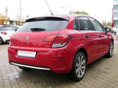 gebraucht Citroën C4 Blue HDi 120 Shine KURVENLICHT SHZ PDC NAVI