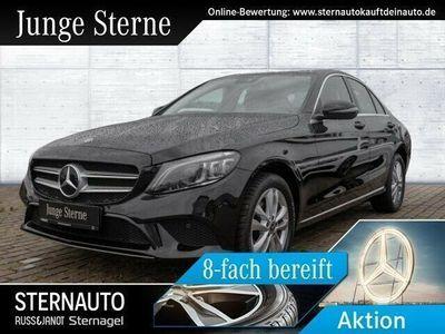 gebraucht Mercedes C200 4MATIC