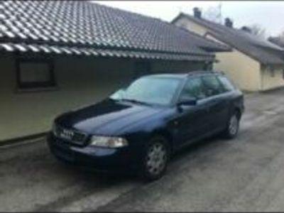 gebraucht Audi A4 Avant 2.6 quattro