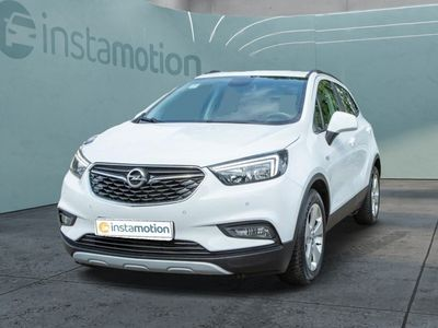 gebraucht Opel Mokka X MokkaSELECTION 1.4TURBO*+NAVI+aKLIMA+ALU+KAM*