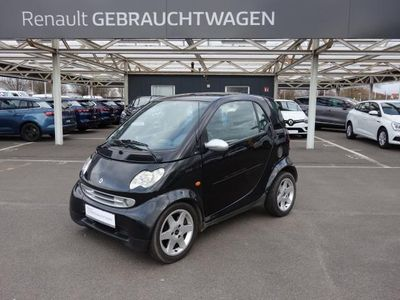 gebraucht Smart ForTwo Coupé Passion Panoramadach