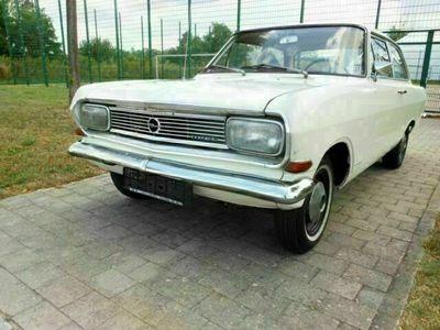 gebraucht Opel Rekord B 1900 2Tür Automatik Benzin B...