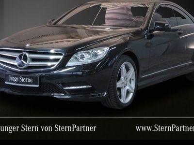 gebraucht Mercedes CL500 4M AMG -Standheizung-Distronic-Nachtsicht