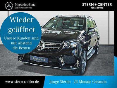 gebraucht Mercedes GLS350 d 4MATIC AMG+Comand+Distronic+Pano.-Dach LED
