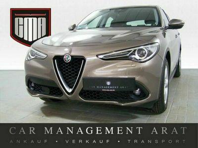gebraucht Alfa Romeo Stelvio Neu 2.2 Diesel 180 AT8 Super NAVI|KAMERA|XEN