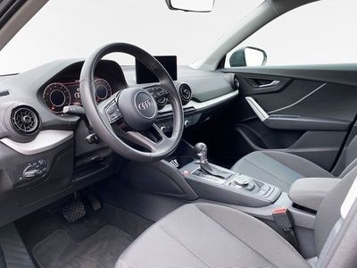 gebraucht Audi Q2 1.4 TFSI Navi LM Tempo Klima