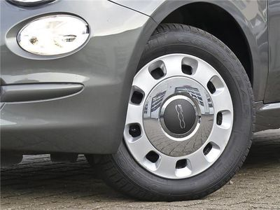 gebraucht Fiat 500 1.2 8V Pop*Klima*Tagfahrlicht*Garantie*