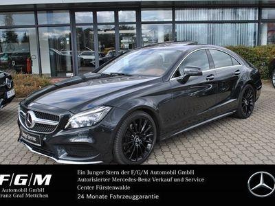 gebraucht Mercedes CLS400 AMG/COMAND/SHD/Distronic/KeyGo/SHD/Memor