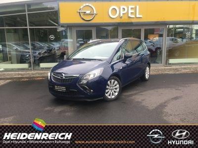 gebraucht Opel Zafira Tourer C Innovation Navi Dyn. Kurvenlicht Fernlichtass. PDCv+h LED-hinten