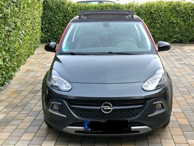 gebraucht Opel Adam 1.4 Turbo Rocks S Garantie, Service Neu