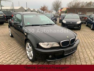 gebraucht BMW 318 Baureihe 3 Coupe Ci - Tüv + Steuerkette Neu als Sportwagen/Coupé in Ibbenbüren