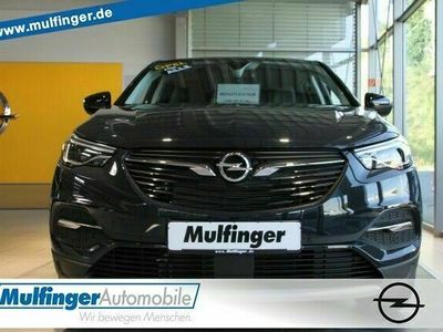 gebraucht Opel Grandland X 1.2 INNOVATION Kamera Klima LED Navi
