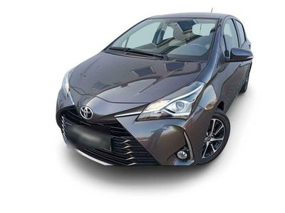 gebraucht Toyota Yaris Yaris1.5 Dual-VVT-iE Team D*Navi*SHZ*Klima*RFK*