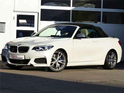 gebraucht BMW M2 40i xDrive Cabrio M Sportpaket 1Hd NEUWERTIG!