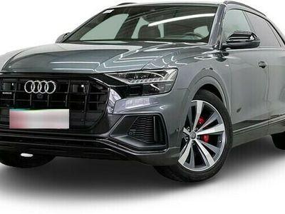 gebraucht Audi Q8 Q850 TDI Q 3x S LINE AIR PANO AHK BuO MATRIX 2xASSISTENZ