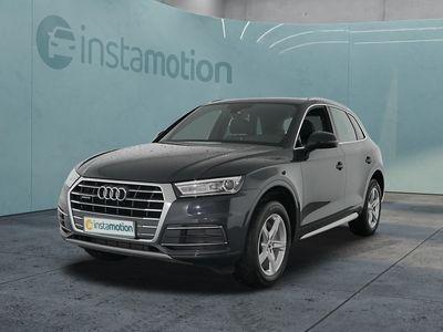 gebraucht Audi Q5 Q5Sport 2.0 TFSI qu S tronic NaviLederXenon