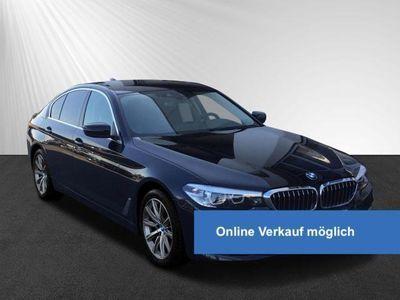 gebraucht BMW 520 d Aut. Komforts. DA+ Standhzg. Display-Key