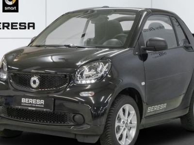 gebraucht Smart ForTwo Cabrio 66 kw turbo twinamic passion cool