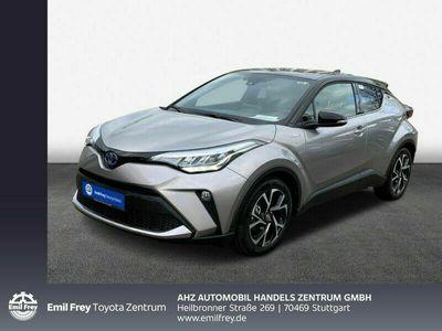 gebraucht Toyota C-HR 2.0 Hybrid Team D LED Klima Smart-Key