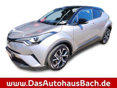 gebraucht Toyota C-HR 5-TÜRER. 1.2-ltr. 6-Gang Style