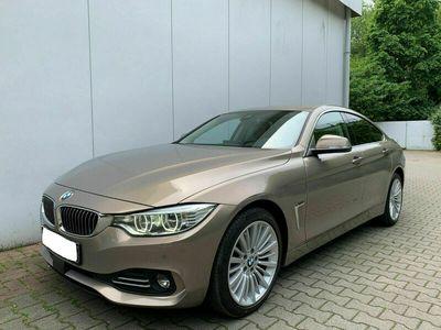 gebraucht BMW 420 d xDrive Luxury Line