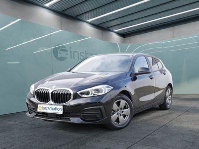 gebraucht BMW 118 118 iA Advantage NAVI+LED+KAM+SHZ
