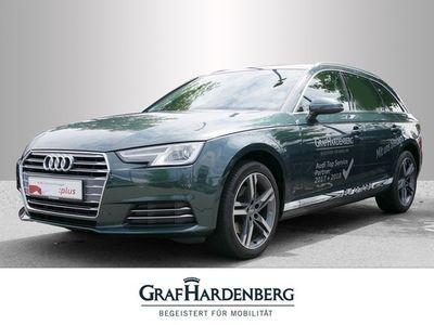 gebraucht Audi A4 Avant 2.0 TDI Sport Einparkhilfe vo.+hi.