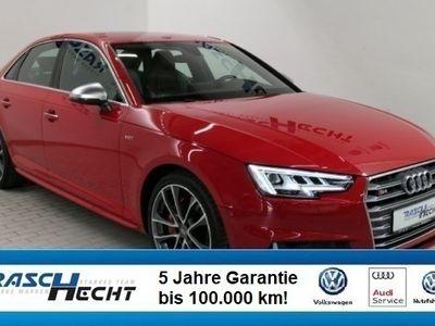 gebraucht Audi S4 Limousine 3.0 TFSI quattro Tiptr. B&O, LED