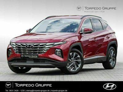 gebraucht Hyundai Tucson 1.6 GDi T 7-DCT TREND Krell, elektr. Heck
