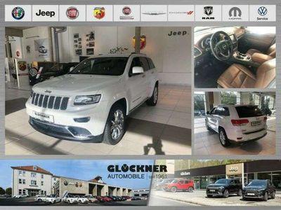gebraucht Jeep Grand Cherokee Summit 3.0l V6 MultiJet