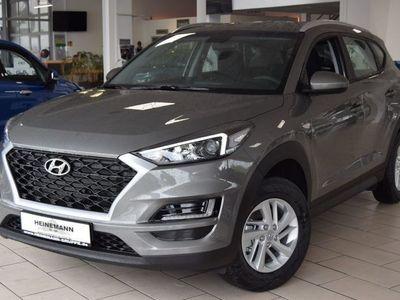 gebraucht Hyundai Tucson 1.6 GDi 2WD Lenkrad- u. Sitzheizung
