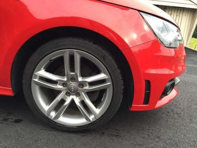 gebraucht Audi A1 1.6 TDI S line Sportpaket