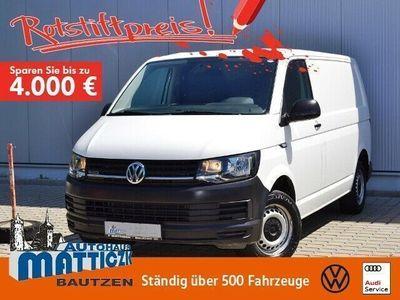 gebraucht VW Transporter T6Kasten 2.0 TDI 140 PS 4Motion CLIMATIC/ELEKTRIK-P
