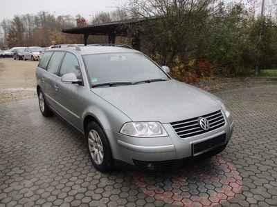 gebraucht VW Passat Variant 2.0 5V Klimaautomatik