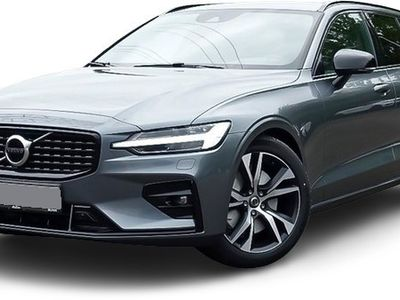 gebraucht Volvo V60 V60D3 R-Design IntelliSafe Licht Parkassistenz Lenkradheizung